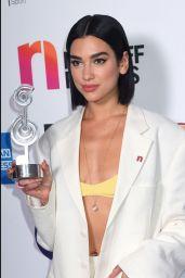 Dua Lipa - Nordoff Robbins O2 Silver Clef Awards 2019