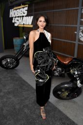 "Eiza González – ""Hobbs & Shaw"" Premiere in Hollywood"