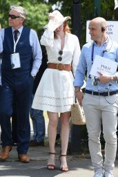 Eleanor Tomlinson - Wimbledon 2019 Championships in London 07/08/2019