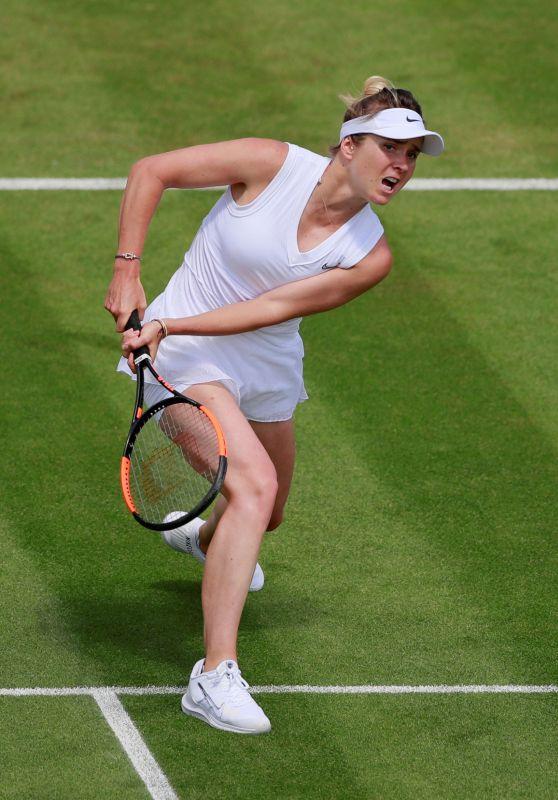 Elina Svitolina – Wimbledon Tennis Championships 07/01/2019