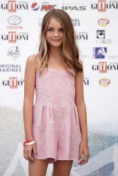 Elisa Del Genio - Giffoni Film Festival 2019 in Giffoni Valle Piana