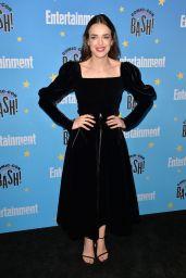 Elizabeth Henstridge – EW Comic Con Party in San Diego 07/20/2019