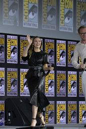 Elizabeth Olsen - Marvel Presentation at SDCC 2019