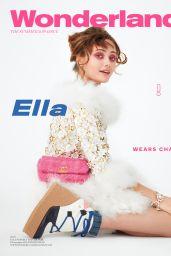Ella Purnell - Wonderland Magazine Summer 2019