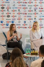 "Elle Fanning - ""Teen Spirit"" Press Conference at The Giffoni IFF"