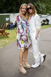 Ellie Goulding and Stella McCartney - Wireless Festival in London 07/07/2019