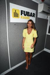 Elma Pazar - Hosts on Fubar Radio in London 07/04/2019