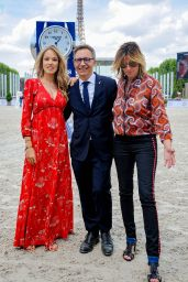 Elodie Fontan - Longines Paris Eiffel Jumping in Paris 07/06/2019