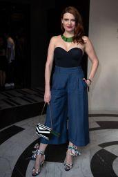 Elodie Frege – Fred Allard X LVUTETIA Exhibition Opening in Paris 06/27/2019