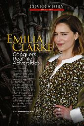 Emilia Clarke - Health Today Malaysia July 2019 Issue