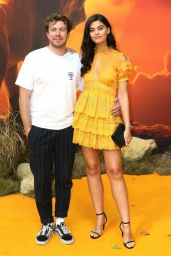 """Emily Canham – """"The Lion King"""" Premiere in London"""