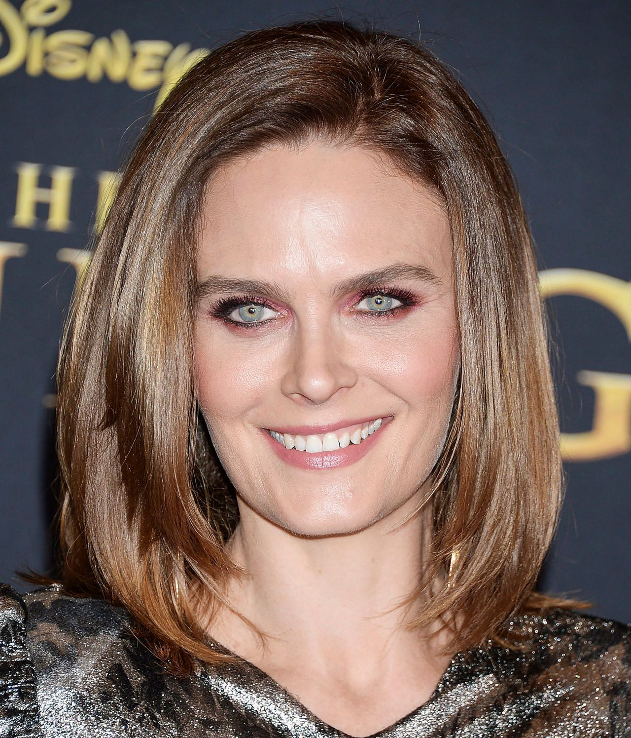 Emily Deschanel - The Lion King Premiere in Hollywood