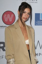 Emily Ratajkowski - WrapWomen Power Women Breakfast in NYC 07/08/2019