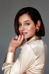 Emma Corrin - Wonderland Magazine 2019 Photos
