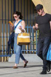 Emma Roberts - Bowling in LA 07/13/2019