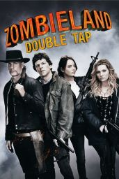 "Emma Stone, Abigail Breslin and Zoey Deutch - ""Zombieland: Double Tap"" Photos and Promo Posters"