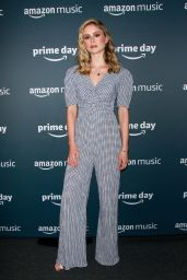 Erin Moriarty - Amazon Prime Day Party in London 07/10/2019