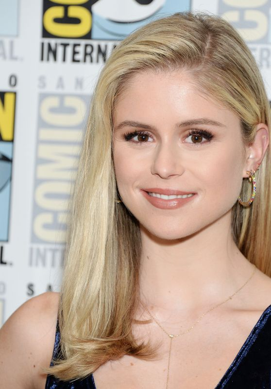 "Erin Moriarty - ""The Boys"" Photocall at SDCC 2019"