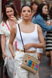 Eva Longoria Street Style - Marbella 07/09/2019