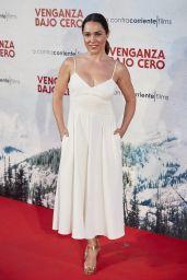 """Eva Marciel – """"Venganza Bajo Cero"""" Premiere in Madrid"""
