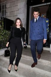 Felicity Jones at Annabel