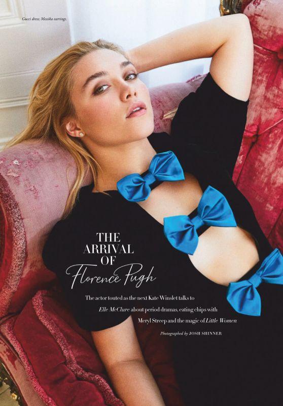 Florence Pugh - Harper