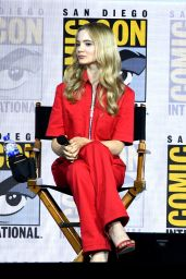 """Freya Allen - """"The Witcher"""" Panel at SDCC 2019"""