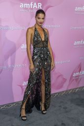 Gabrielle Caunesil – amfAR Couture Cocktail and Dinner Party in Paris 06/30/2019