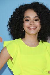 Gabrielle Nevaeh Green – Nickelodeon Kids' Choice Sports Awards 2019 in Santa Monica