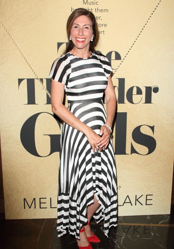 "Gaynor Faye - ""The Thunder Girls"" Book Launch Party in London"