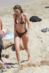 Gigi Hadid in a Bikini - Mykonos Island 07/29/2019