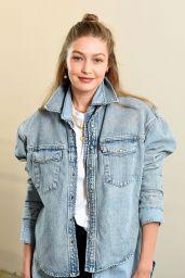 Gigi Hadid - WARDROBE.NYC Launch of Release 04 DENIM & Levi
