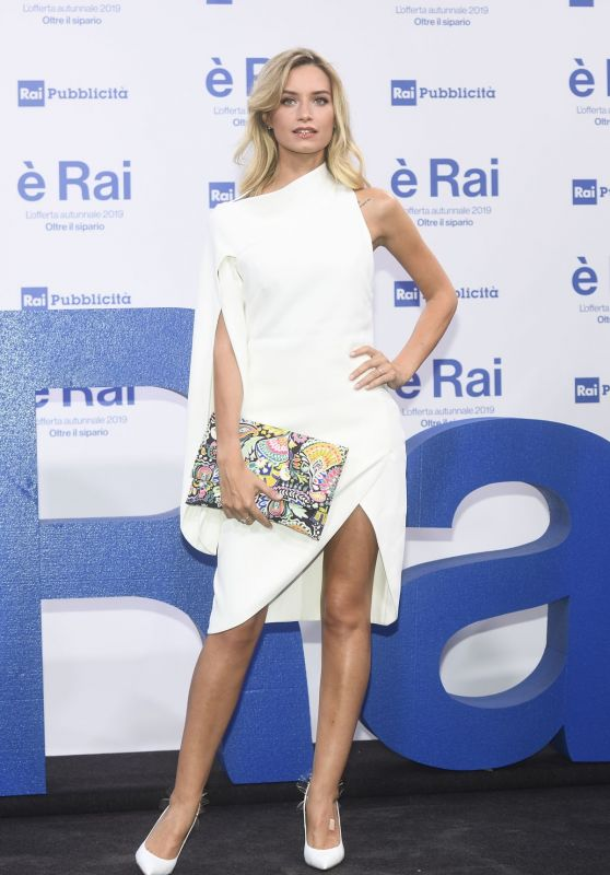 Giulia Arena - RAI Programming Launch in Milan 07/09/2019