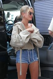 Hailey Rhode Bieber and Justin Bieber - Arrive at Pastaio in Beverly Hills 07/03/2019