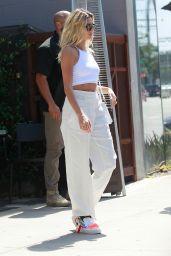 Hailey Rhode Bieber Summer Street Style 07/28/2019