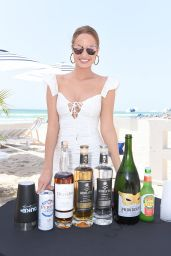 Haley Kalil – SI Mix Off At The Model Mixology Competition in Miami Beach 07/14/2019
