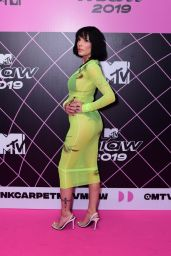 Halsey - MIAW MTV 2019 Awards in Sao Paulo
