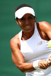 Heather Watson – Wimbledon Tennis Championships 07/02/2019