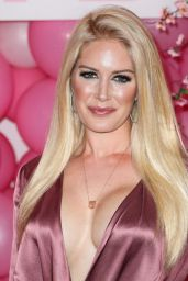 Heidi Montag – #BoobyTape USA Launch Party Pink Carpet in LA 07/25/2019