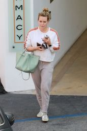 Hilary Duff - Out in Beverly Hills 07/09/2019