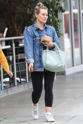 Hilary Duff - Out in LA 07/08/2019