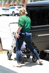 Hilary Duff - Out in Studio City 07/05/2019