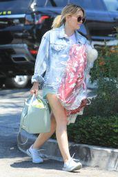 Hilary Duff Summer Street Style 07/30/2019