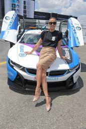 Irina Shayk - Formula E 2019 New York City E-Prix
