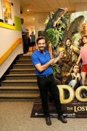 """Isabela Moner - """"Dora and the Lost City of Gold"""" Screening in Washington"""