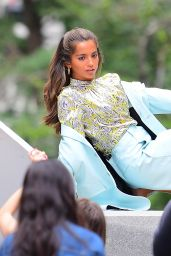 Isabela Moner - Photoshoot for Dora in NYC 07/23/2019