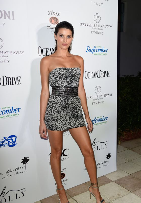 Isabeli Fontana - Swim Issue Release Party in Miami 07/11/2019