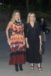 Isabella Ferrari – Fendi Show in Rome 07/04/2019