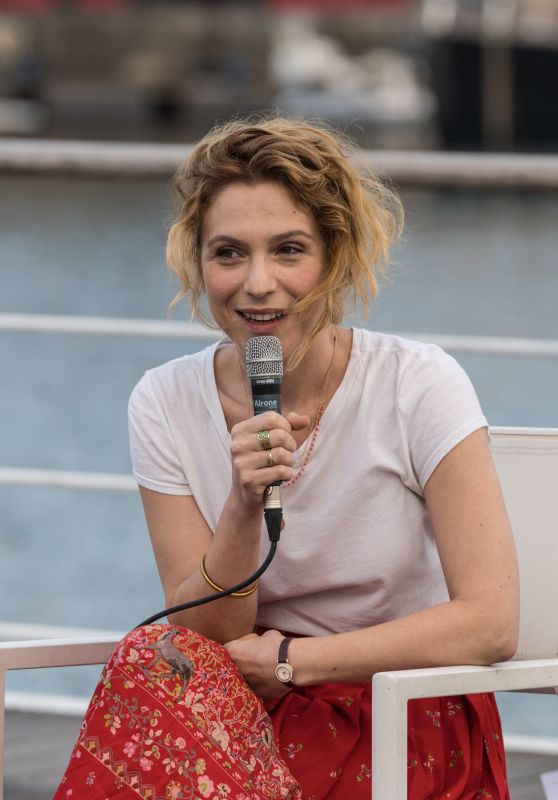 Isabella Ragonese - Cine&Comic Fest in Genoa 07/06/2019