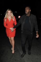 Iskra Lawrence - Out in Hollywood 07/09/2019